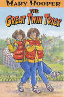 (Very Good)-The Great Twin Trick (Hardcover)-Hooper, Mary-0744559278