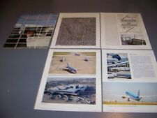 VINTAGE..AIRPORT: DALLAS-FORT WORTH (DFW) HISTORY..RARE! (514Q)