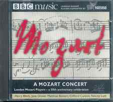 MOZART: PIANO CONCERTO NO 24: CURZON / SYMPHONY NO 41: BAMERT - BBC CD (1999)