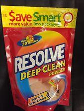 Resolve Deep Clean Powder, 22 Ounce
