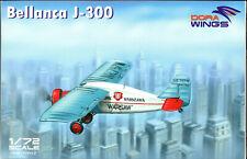 """Dora Wings Models 1/72 BELLANCA J-300 """"Liberty"""" and """"Warsaw"""" Versions"""