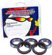 ALL BALLS Front Wheel Bearing & Seal Kit Yamaha YFM125 Raptor YSF200 Blaster