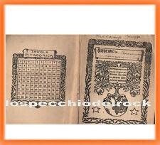 QD.408 - Copertina di quaderno - Approfonditevi nello studio del mondo -