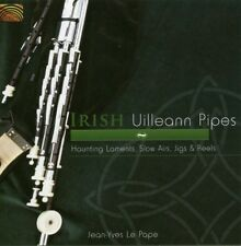 Jean-Yves Le Pape - Irish Uilleann Pipes [New CD]