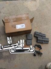 Genuine W10712394 Sears Roper Dishwasher Rack Adjuster Kit  - NEW Metal Design