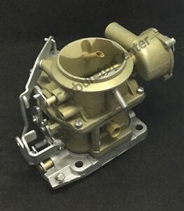 1959—1961 Studebaker Stromberg WW Carburetor *Remanufactured