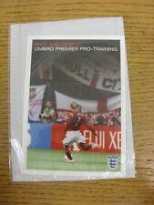 circa 2002 England: Direct, Official Umbro Premier Pro-Training, Small Catalogue