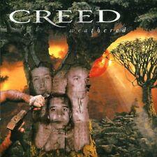 CREED Weathered CD