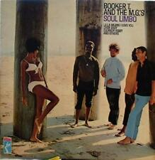 BOOKER T AND THE M.G.'s Soul Limbo Deleted Vinyl LP