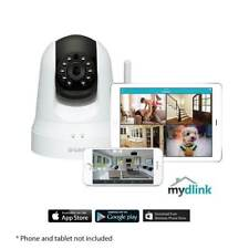 D-Link Pan Tilt Wireless Day Night Cloud Surveillance Security Camera DCS-5020L