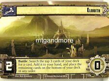 Warhammer 40000 Conquest LCG - Elouith  #178 - Base Set