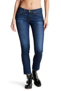 Big Star Nova 12 Hydra Cigarette Cropped Jeans 28