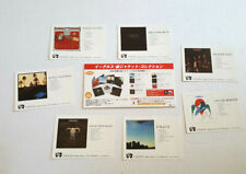 The Eagles Postcard Set Of 7 And Counter Stand Japan Only Rare Promo