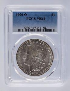 1900-O Silver Morgan Dollar $1 PCGS Graded MS64