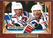 WAYNE GRETZKY & MARK MESSIER 55 ACEO ART CARD ## BUY 5 GET 1 FREE ###
