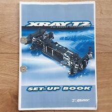 RC XRAY T2 Manual de configuración
