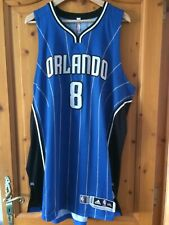 Maillot jersey basket NBA porté game worn Orlando Magic Meigray COA Frye