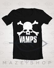 Vamp T-shirt Hyde KAZ Halloween Babymetal L'arc en Ciel The Gazette One ok Rock