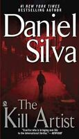 Kill Artist, Paperback by Silva, Daniel, Like New Used, Free shipping in the US