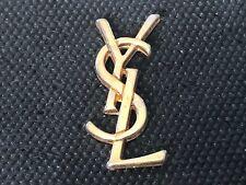 pins pin ENAMEL PARFUM PERFUME LUXE MODE YVES SAINT LAURENT 3,2CM