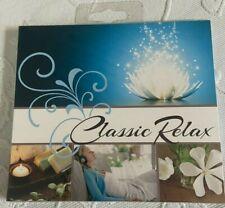 Classic Relax CD, Musik für die ruhigen u. entspannenden Momente, neu + OVP