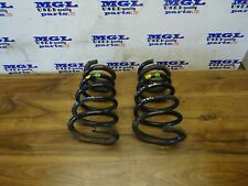 VOLVO XC60 2.4 2008-2016 FRONT SUSPENSION 2 COIL SPRINGS PAIR READ LISTING