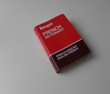 French Dictionary Pocket Hugo  1986 livre