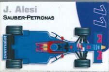Aimant magnet Prost 1999 Formule 1 Formula 1 F1 Jean Alesi Sauber Petronas