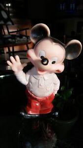 🐭 Disney Mickey Gummi/PVC HUMMELWERKE Dis. 3102 Deutschland 60iger Jahre