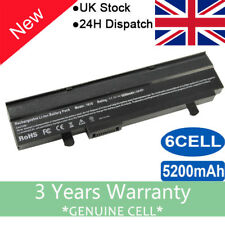 6 Cell Battery A31-1015 A32-1015 for ASUS Eee PC 1015 1016 Series Black