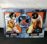 """MARVEL FAMOUS COVERS X-MEN MUTATIONS MOVIE & CLASSIC STORM 9"""" FIGURE legends"""