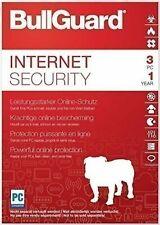 Bullguard Internet Security-Total Virus Protection 3 PCs 1Jahr Windows Antivirus