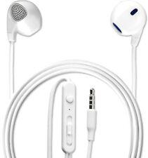 4smarts In-Ear Stereo Headset Melody 3,5mm Klinke Weiß Schnurgebunden BRANDNEU