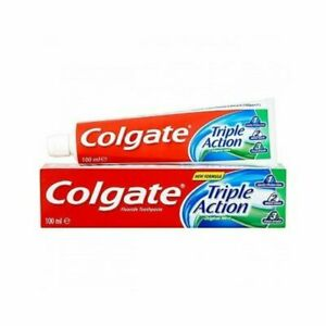 Colgate Toothpasted Triple Action Original Mint Toothpaste 100ml