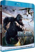 KING KONG - Blu ray - version longue + version cinéma - Edition Française - Neuf