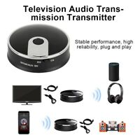 2 in 1 Dual Optical Fiber Bluetooth Transmitter Receiver Audio Adapter for XBOX