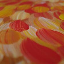 "ABORIGINAL ART PAINTING by GLORIA PETYARRE 'BUSH MEDICINE LEAVES' Authentic '_"""