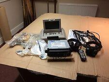 CHRYSLER VOYAGER GRAND VOYAGER RG 05-08 FULL DVD SYSTEM OVERHEAD RAIL 82209243AB