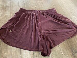 Lululemon Principal Dancer shorts size 8