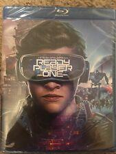 Ready Player One (Blu-Ray + DVD + Digital HD, 2018) -Brand New