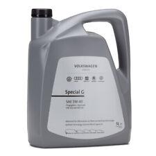ORIGINAL VW Motoröl Öl 5W40 SPECIAL G BENZIN 502.00 505.00 GS55502M4 - 5 Liter