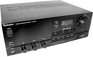 Technics SU-X955 Digital Integrated Amplifier – Hi Fi Separate - 360 Series