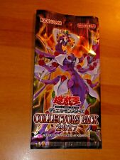 YUGIOH BOOSTER SEALED OCG DUEL MONSTERS COLLECTORS PACK 2017 YUGIOH JAPAN X1