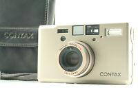 [CLA'd MINT in CASE] CONTAX T3 Single Teeth Point & Shoot 35mm Film Camera JAPAN