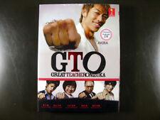 Japanese Drama Great Teacher Onizuka 2012 GTO DVD English Subtitle