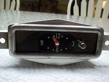 1956 Buick Clock