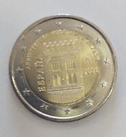 MONEDA DE 2 EUROS CONMEMORATIVOS ESPAÑA 2020