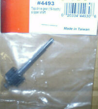 Traxxas 4493 Top Drive Gear (16-tooth)/slipper shaft New Nip