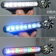 1 pcs Multicolor Wind 8 LED Car Daytime Running Light Fog Car DRL Driving Light
