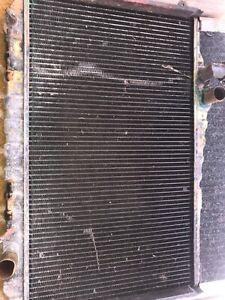 1985 toyota supra radiator